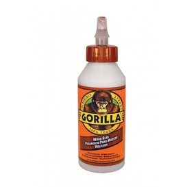 Ξυλόκολλα Gorilla Wood Glue PVA ισχυρή αδιάβροχη D3 συσκευασία 236ml