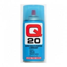 Q20 λάδι 150ml λιπαντικό σπρέι κατά της υγρασίας
