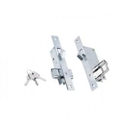 Κλειδαριά ασφαλείας γάντζου με κλειδί