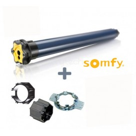 Κιτ αντικατάστασης μοτέρ ρολού VRA 30/12 VVF SOMFY