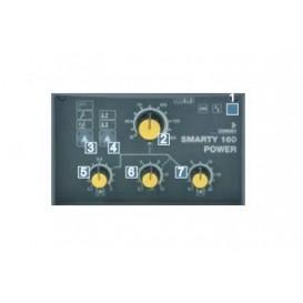 Ηλεκτροσυγκολλήσεις σειρά Smarty 160