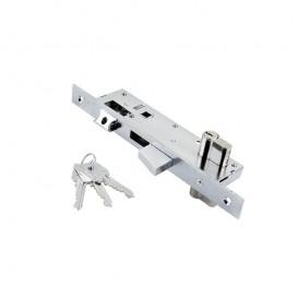 Κλειδαριά ασφαλείας με κύλινδρο για πόρτες (30-35mm) μαχαιρωτή