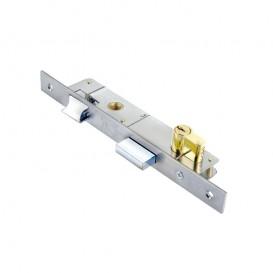 Κλειδαριά ασφαλείας με κύλινδρο για πόρτες 20-25mm