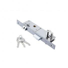 Κλειδαριά ασφαλείας με κύλινδρο για πόρτες αλουμινίου (30-35mm)