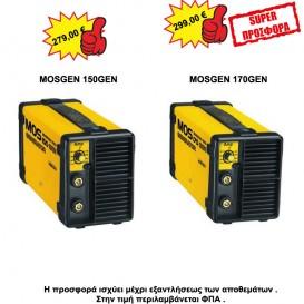 Ηλεκτροσυγκολλήσεις σειρά MOSGEN PROFESSIONAL