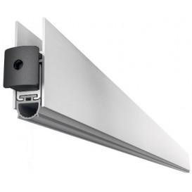 Αεροστόπ GLASS BOTTOM για ανοιγόμενες γυάλινες πόρτες