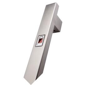 TM - Λαβή κεντρικής πόρτας με αναγνώστη δακτυλικού αποτυπώματος