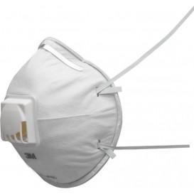 Μάσκα με Φίλτρο Σκόνης Σταγονιδίων FFP1 με Βαλβίδα Εκπνοής μιας Χρήσης 3M