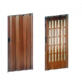 Πλαστικές πτυσσόμενες πόρτες