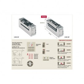 Στενό Ηλεκτρικό αντίκρισμα (κυπρί) 1440R