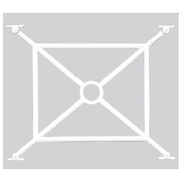 Κάγκελα αλουμινίου Χ1