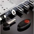 ISEO X1R EASY Ηλεκτρομηχανική Κλειδαριά κυλίνδρου για θωρακισμένες πόρτες